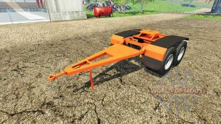 Roadwest Dolly v1.1 para Farming Simulator 2015