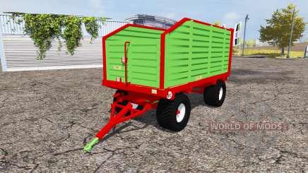 Hawe SLW 20 v0.9 para Farming Simulator 2013