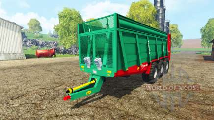 Farmtech Fortis para Farming Simulator 2015