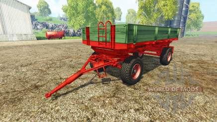 Krone Emsland v3.1 para Farming Simulator 2015