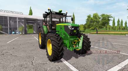 John Deere 6135M v1.5.5 para Farming Simulator 2017