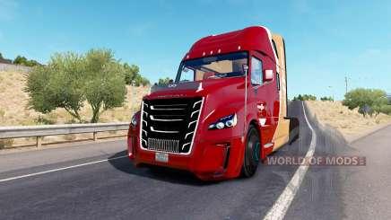 Freightliner Inspiration para American Truck Simulator