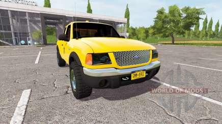 Ford Ranger para Farming Simulator 2017