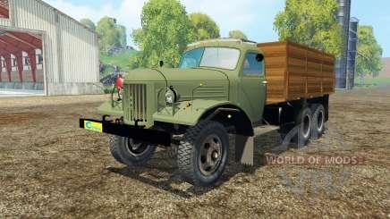 ZiS 151 para Farming Simulator 2015