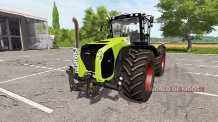 CLAAS Xerion 4500 para Farming Simulator 2017
