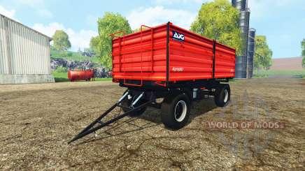 Agrogep AP para Farming Simulator 2015