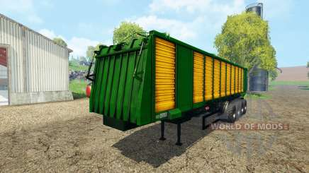 JOSKIN Silospace v1.1 para Farming Simulator 2015
