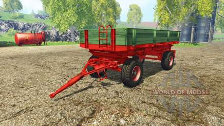 Krone Emsland v3.2 para Farming Simulator 2015