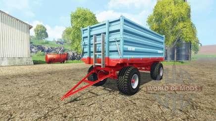 Mengele MZDK 14000 para Farming Simulator 2015