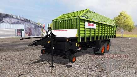 CLAAS Quantum 3800 K para Farming Simulator 2013