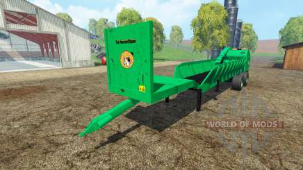 Separarately remolque v2.0 para Farming Simulator 2015