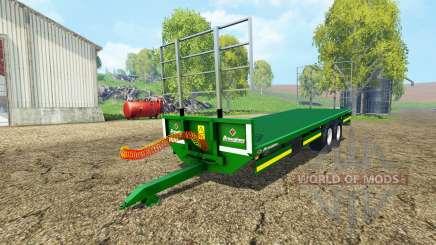 Broughan 32Ft v2.0 para Farming Simulator 2015