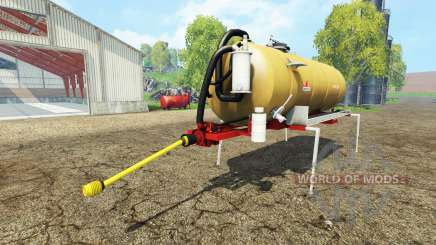 ANNABURGER HTS 22.79 para Farming Simulator 2015