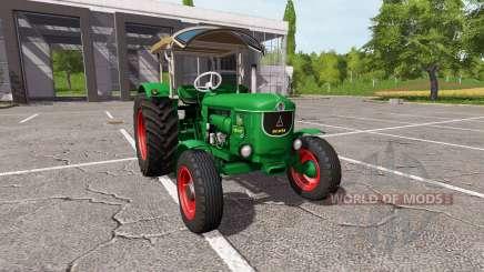 Deutz D80 v1.6 para Farming Simulator 2017