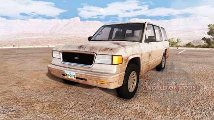 Gavril Roamer rusty v1.1 para BeamNG Drive