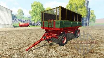 Krone Emsland v3.0 para Farming Simulator 2015