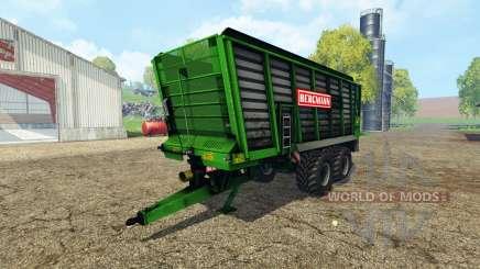 BERGMANN HTW 45 para Farming Simulator 2015