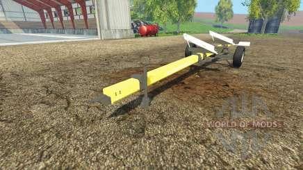 Bruns header trailer para Farming Simulator 2015