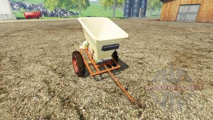 Spreader para Farming Simulator 2015