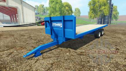 Stewart GX15FT para Farming Simulator 2015
