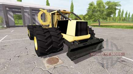 Tigercat 635E reworked para Farming Simulator 2017