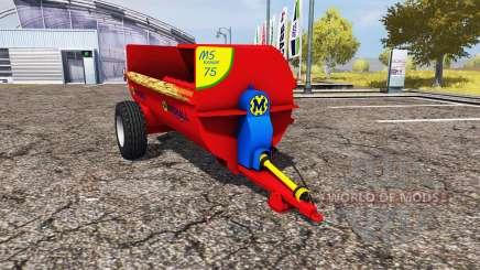 Marshall MS75 para Farming Simulator 2013