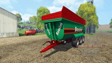 Bossini RA 200-8 para Farming Simulator 2015