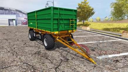 Fuhrmann FF v2.0 para Farming Simulator 2013