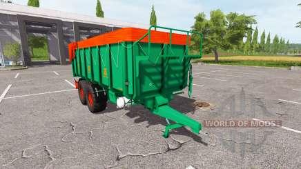 Aguas-Tenias TAT22 v1.1 para Farming Simulator 2017