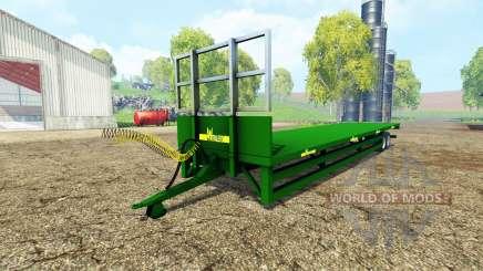 AWTrailer 42Ft para Farming Simulator 2015