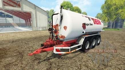 Creina CVC 25000 v1.1 para Farming Simulator 2015