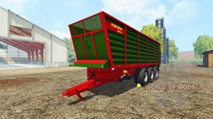 Fortuna SW52K v1.4 para Farming Simulator 2015
