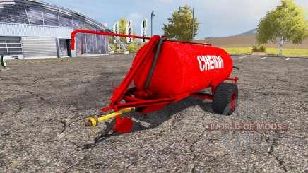 Creina CVC para Farming Simulator 2013