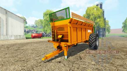 Dangreville para Farming Simulator 2015