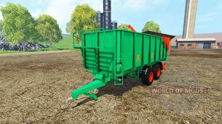 Aguas-Tenias TAT22 para Farming Simulator 2015