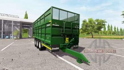 Broughan 22F para Farming Simulator 2017