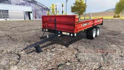 Junkkari J120 para Farming Simulator 2013
