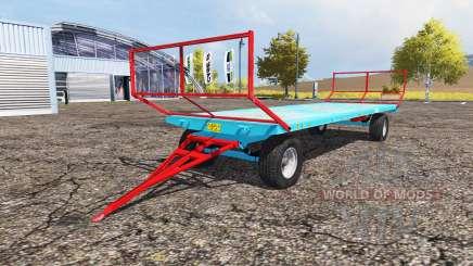 Lambert RBR 8 para Farming Simulator 2013