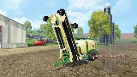 Krone BigPack 1290 Nadal R90 para Farming Simulator 2015