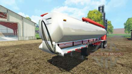 Feed trailer para Farming Simulator 2015