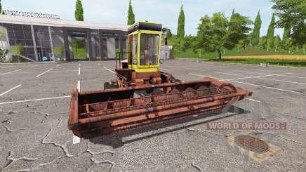 CAP 5 G v1.2 para Farming Simulator 2017