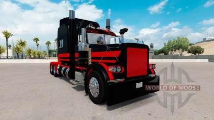 La piel Stani Expreso para el camión Peterbilt 389 para American Truck Simulator