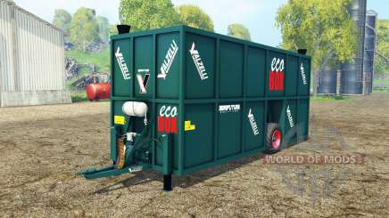 Valzelli EcoBox v1.1 para Farming Simulator 2015