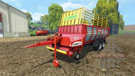 POTTINGER EuroBoss 370 H para Farming Simulator 2015