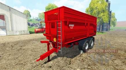 Krampe BBS 650 v2.0 para Farming Simulator 2015