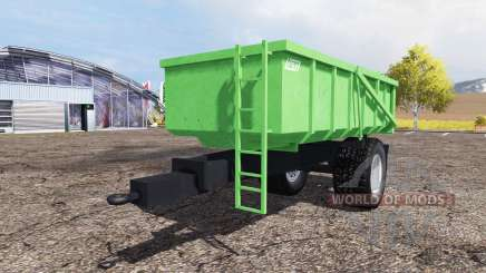 IZI trailer para Farming Simulator 2013