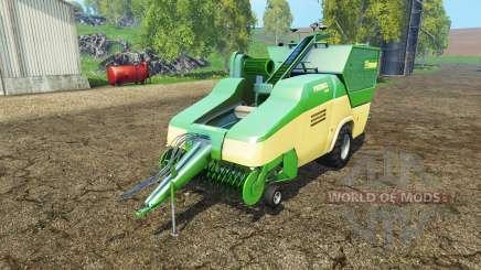 Krone Premos 5000 para Farming Simulator 2015