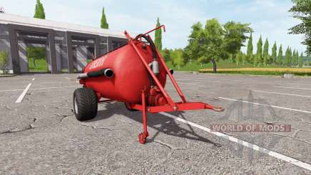 Creina 3200l para Farming Simulator 2017
