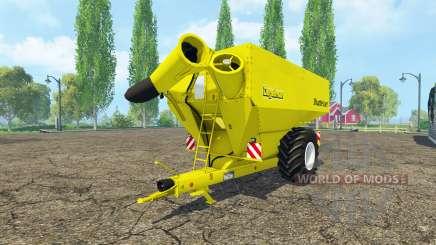 Degelman Shuttlekart para Farming Simulator 2015