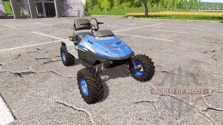 Quad Sherpa para Farming Simulator 2017